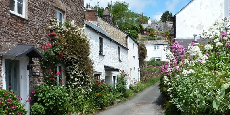 Slapton Village